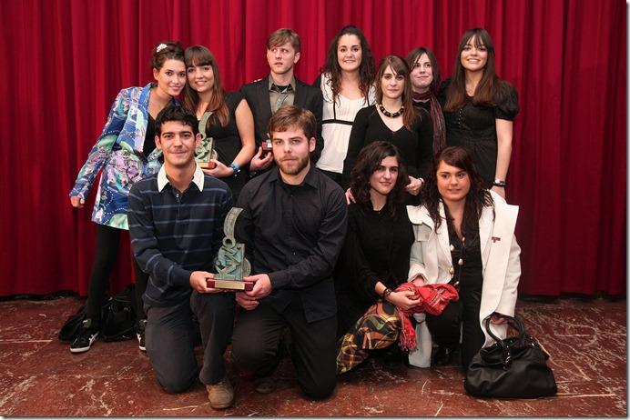 Gala Kinos 2010 - Caja