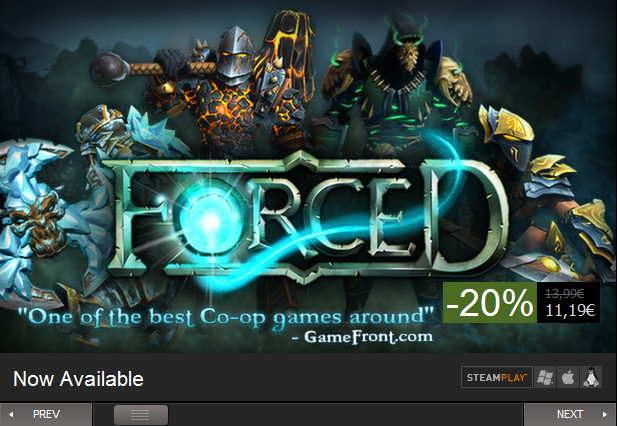 ForcedOnSteam2