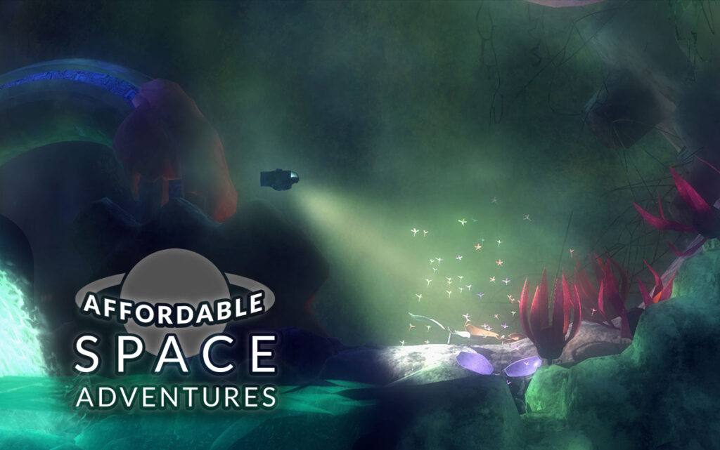 Affordable Space Adventures for Wii U
