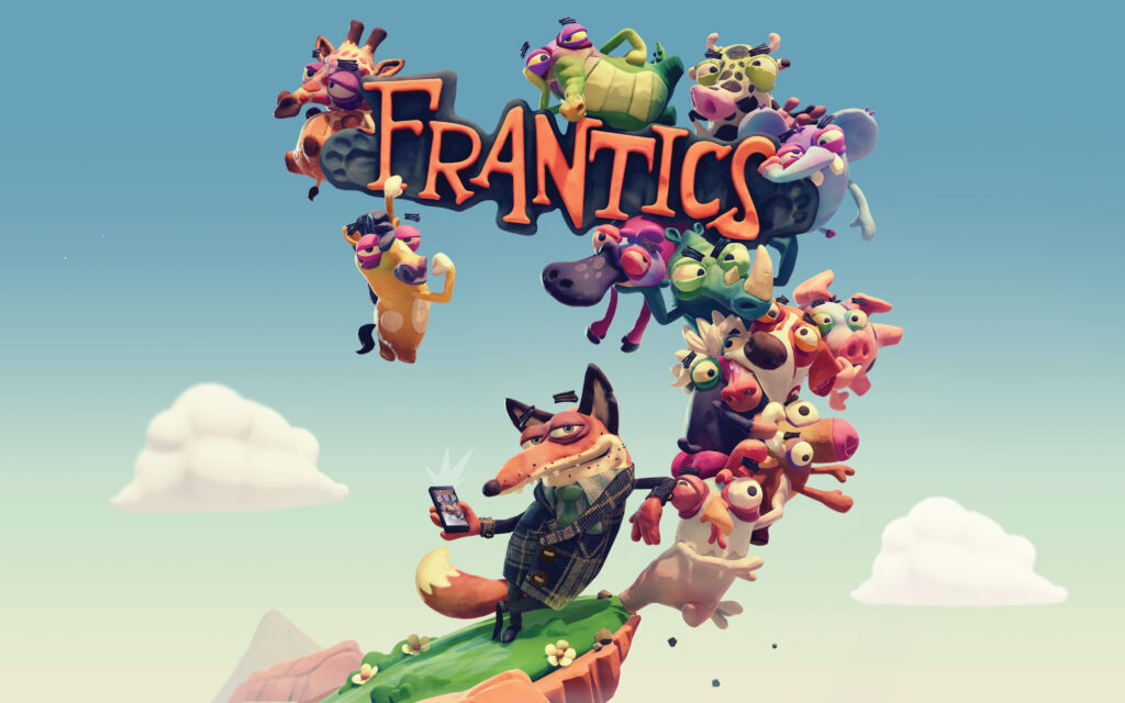Frantics for PlayStation 4