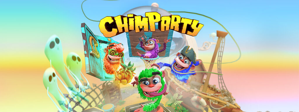 Chimparty for PS4