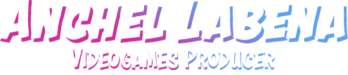 Anchel Labena – Videogames Producer